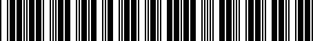 Barcode for PTS2103070